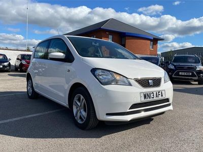used Seat Mii 1.0 Toca 5dr
