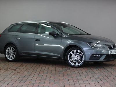 used Seat Leon 2.0 TDI 150 Xcellence Technology 5dr [Leather] diesel sport tourer