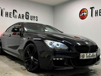 """used BMW 640 6 SERIES 3.0 D M SPORT GRAN COUPE 4d 309 BHP 20""""M-ALLOYS+ELECTRICWHEEL+XENON+DRL"""