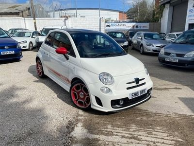 used Fiat 500 Abarth 1.4 3DR