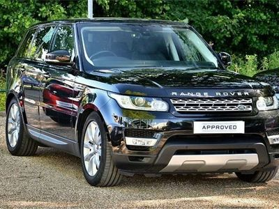 used Land Rover Range Rover Sport 3.0 Sdv6 [306] Hse 5Dr Auto suv 2017