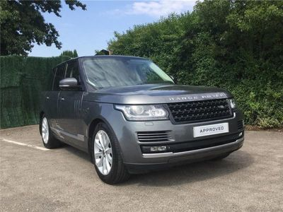 used Land Rover Range Rover 4.4 SDV8 Vogue 4dr Auto
