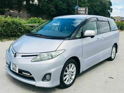 used Toyota Estima 2.4 AUTO AERAS GRAND EDITION 8 SEATER