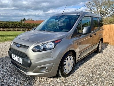 used Ford Tourneo Connect ZETEC TDCI