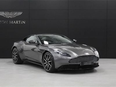 used Aston Martin DB11 V12 LAUNCH EDITION 2DR TOUCHTRONIC AUTO Automatic