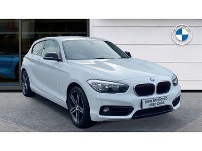 used BMW 120 1 Series i Sport 3dr Petrol Hatchback
