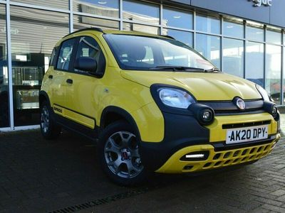 used Fiat Panda Cross 1.0 Mild Hybrid City 5dr
