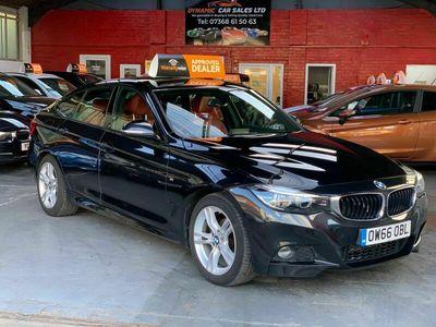 used BMW 318 Gran Turismo 3 Series Gran Turismo 2.0 d M Sport Auto (s/s) 5dr