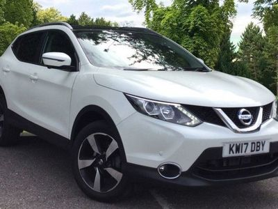 used Nissan Qashqai 1.6 Dci N-Connecta 5Dr Xtronic