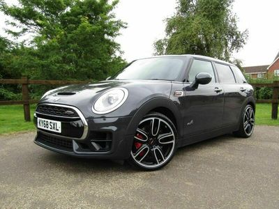 used Mini John Cooper Works Clubman 2.0 Cooper Works Auto ALL4 (s/s) 6dr