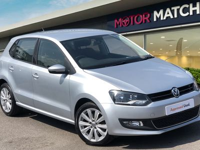 used VW Polo 1.2 TSI SEL 105PS 5Dr * 2Years Warranty*