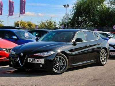 used Alfa Romeo Giulia Saloon 2.2 JTDM-2 180 Super 4dr Auto 2019