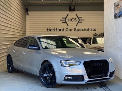 used Audi S5 Sportback 3.0 TFSI Black Edition 5dr Petrol S Tronic quattro (190 g/km, 328 bhp)