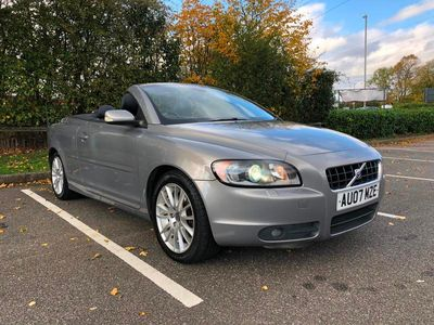 used Volvo C70 D5 SE 2dr Geartronic