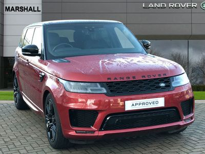 used Land Rover Range Rover Sport 3.0 SDV6 Autobiography Dynamic 5dr Auto Estate 2018