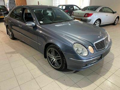 used Mercedes E280 E Class 3.0CDI Sport G-Tronic 4dr