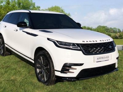 used Land Rover Range Rover Velar 2.0 P250 R-Dynamic HSE 5dr Auto estate