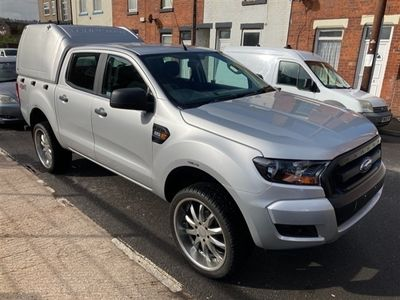 used Ford Ranger XL D/CAB PICK UP 4X4 TDCI