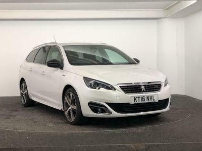 used Peugeot 308 2.0 BlueHDi 150 GT Line 5dr