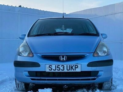 used Honda Jazz Hatchback 1.4i-DSI SE 5d