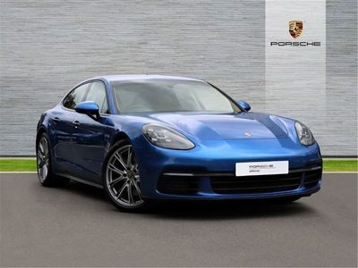 used Porsche Panamera 2.9 V6 4 E-Hybrid 5dr PDK