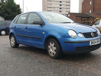 used VW Polo 1.4 Twist 5dr