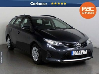 used Toyota Auris 1.4 D-4D Active Touring Sports (s/s) 5dr