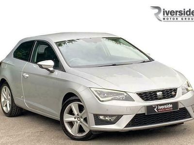 used Seat Leon 2.0 TDI FR (Tech Pack) SportCoupe DSG (s/s) 3dr