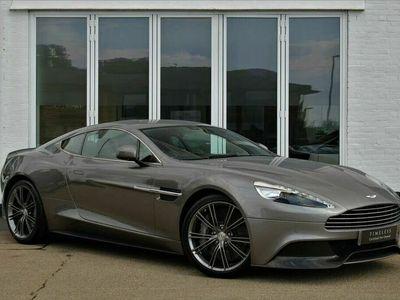 used Aston Martin Vanquish 5.9 V12 2dr