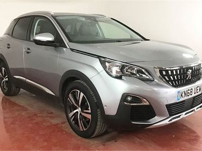 used Peugeot 3008 1.6 PureTech 180 Allure 5dr EAT8 [HOLDCROFT HAND PICKED USED CARS]