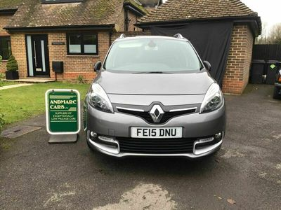 used Renault Grand Scénic 1.6 dCi ENERGY Limited (s/s) 5dr