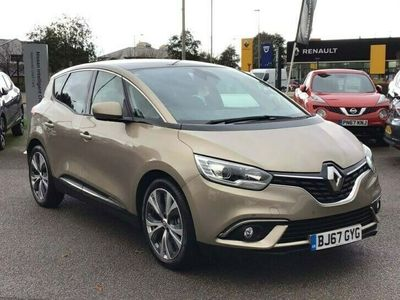 used Renault Scénic 1.2 TCe Dynamique S Nav MPV 5dr Petrol (s/s) (130 ps)