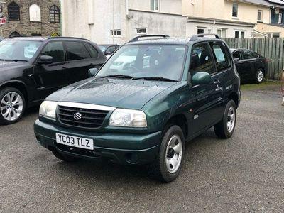used Suzuki Grand Vitara 1.6 GV1600 Sport Estate 3dr