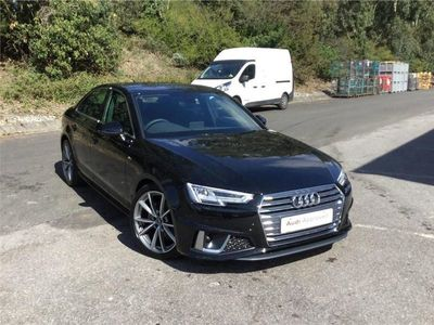 used Audi A4 SALOON 35 TFSI S Line 4dr