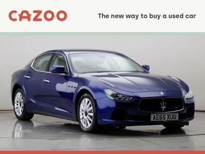 used Maserati Ghibli 3L V6 Auto