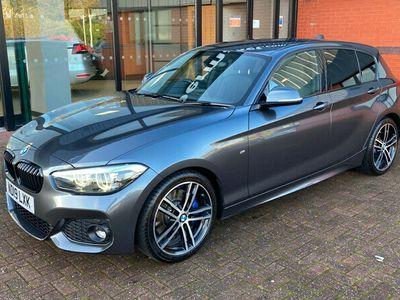 used BMW 118 1 Series i [1.5] M Sport Shadow Ed Step Auto