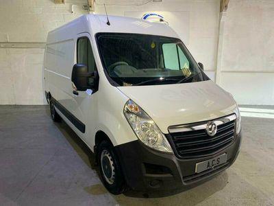 used Vauxhall Movano 2.3 CDTI H2 Van 130ps, 2017 (17)