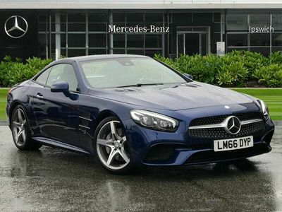 used Mercedes SL400 SL-ClassAMG Line 2dr 9G-Tronic