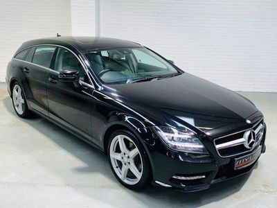 used Mercedes CLS250 Cls Class 2.1CDI BLUEEFFICIENCY AMG SPORT 5d 202 BHP