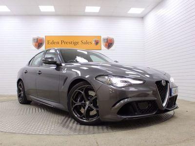 used Alfa Romeo Giulia Saloon PETROL AUTOMATIC 4 DOORS