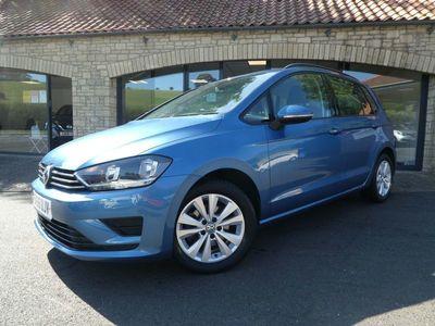 used VW Golf Sportsvan 1.6 TDI BlueMotion Tech SE (s/s) 5dr