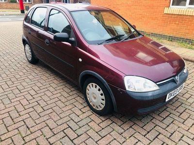 used Vauxhall Corsa 1.2 i 16v Club 5dr