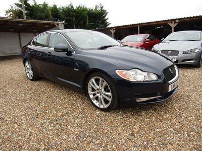 used Jaguar XF 3.0 TD V6 S Premium Luxury 4dr
