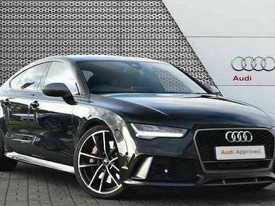 used Audi RS7 Sportback Performance 4.0 TFSI quattro 605 PS tiptronic 8 speed
