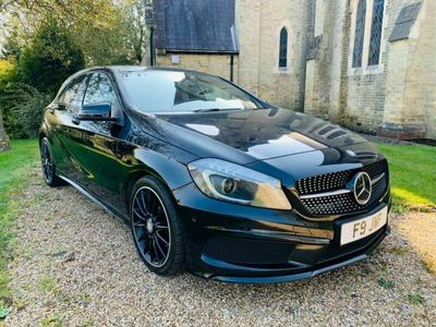used Mercedes A200 A Class 2.1 A200 CDINight Edition 7G-DCT 5dr