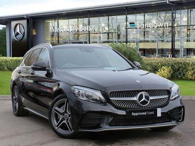 used Mercedes C200 C ClassAMG LINE PREMIUM Automatic 5-Door