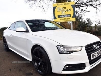 used Audi A5 S LINE BLACK EDITION T, 2013 ( )