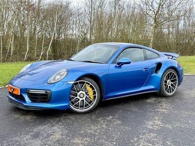 used Porsche 911 Turbo S 3.8 PDK 572 BHP AUTO 2DR COUPE
