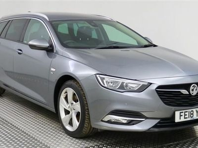 used Vauxhall Insignia 2.0 SPORTS TOURER SRI NAV 5d 168 BHP