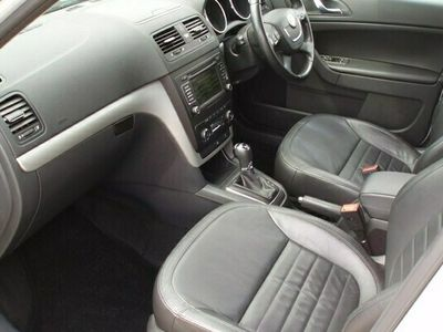 used Skoda Yeti Hatchback 2.0 TDI CR (140bhp) Elegance 4x4 5d DSG